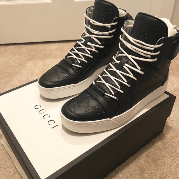 5e1c53e13 Gucci Shoes | Mens High Tops | Poshmark